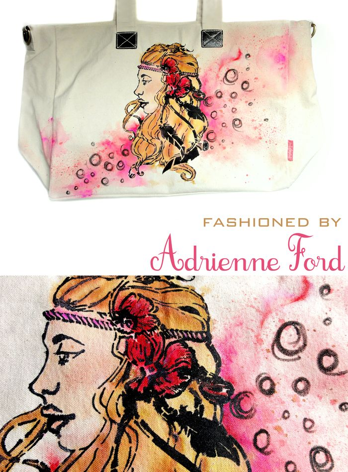Bloom bag adrienne