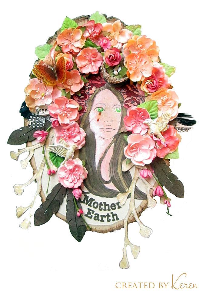 Bloom-keren-mother