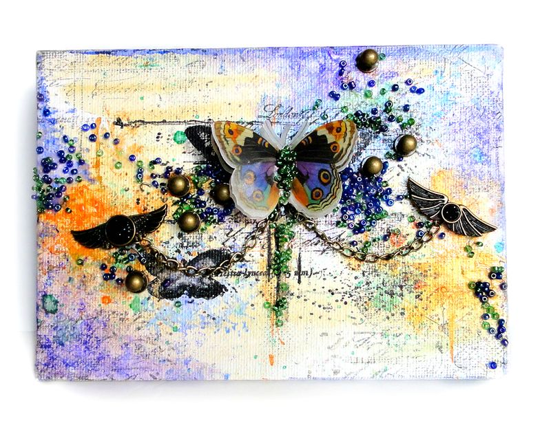 Finn art ingredients adrienne canvas