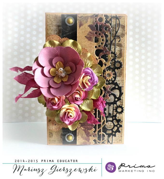 Archivist card mariusz