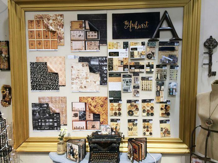 Archivist wall2