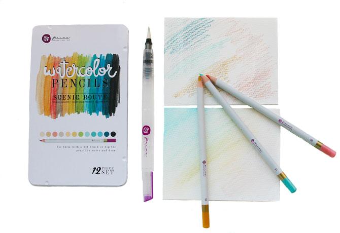 Watercolor-pencil-brush
