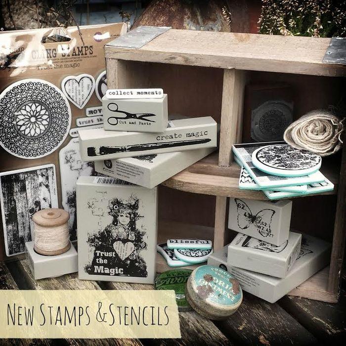 Finn stamps
