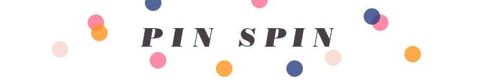 Pin spin new