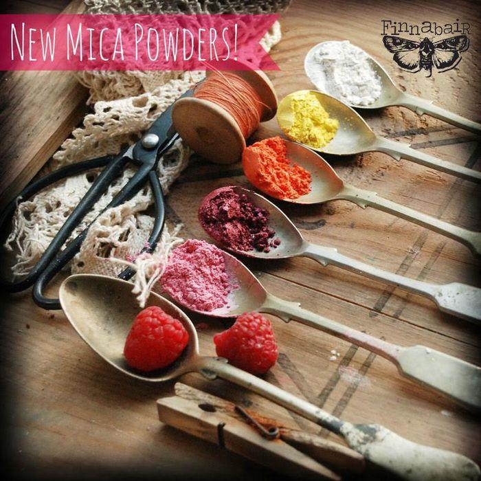 Mica powders2