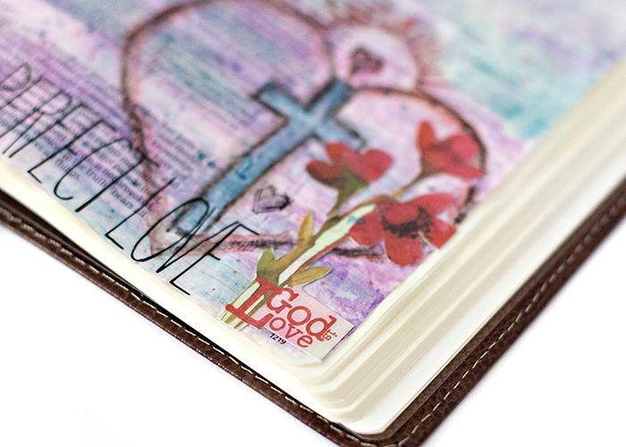 Tiffany Bible Page2