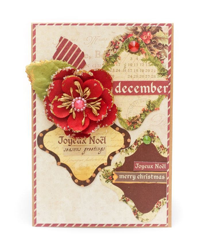 Christmas card jessy
