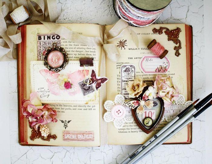 Melissa art journal full