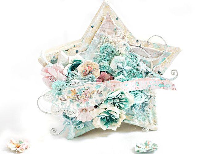 Tiffany altered box