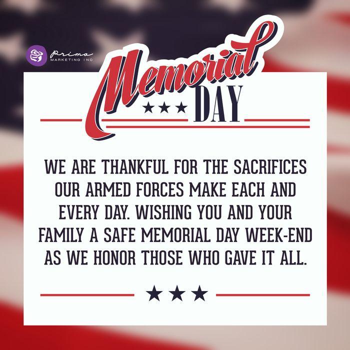 Memorial day-1