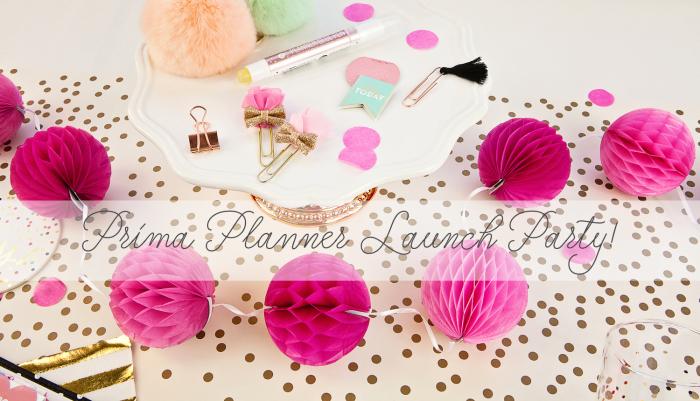 Planner accessories header