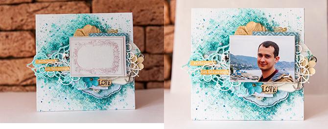 Masha Loginova Collage
