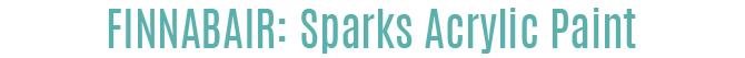 Finnabair - Sparks
