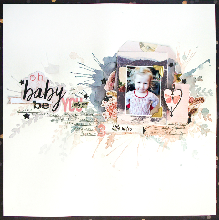 Oh baby watercolor kotlyarova 1
