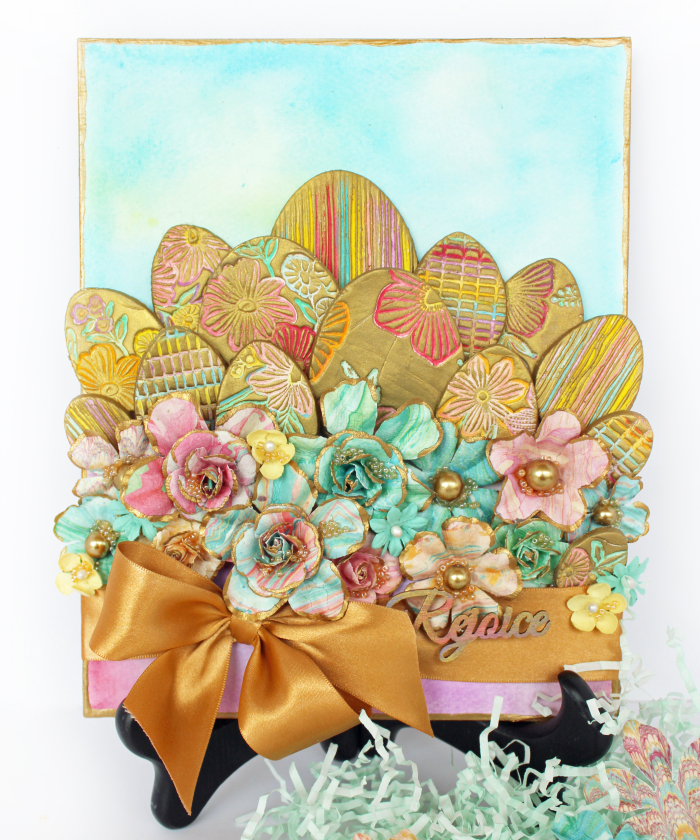 Easter Canvas__Watercolor Pastels_Christine Adolph Stamps_Robbie Herring_2
