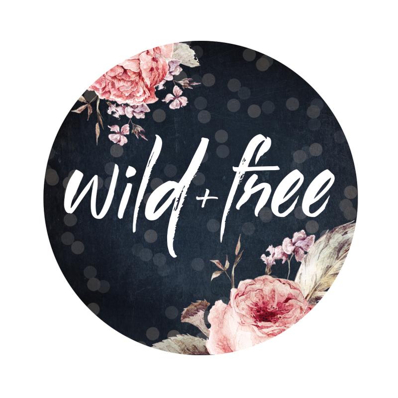 Wild free logo