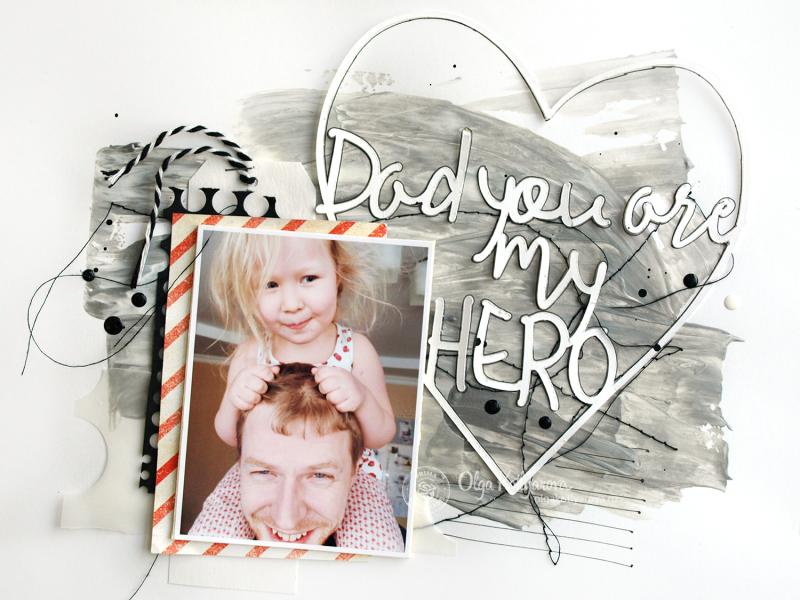 Dad my hero kotlyarova 3