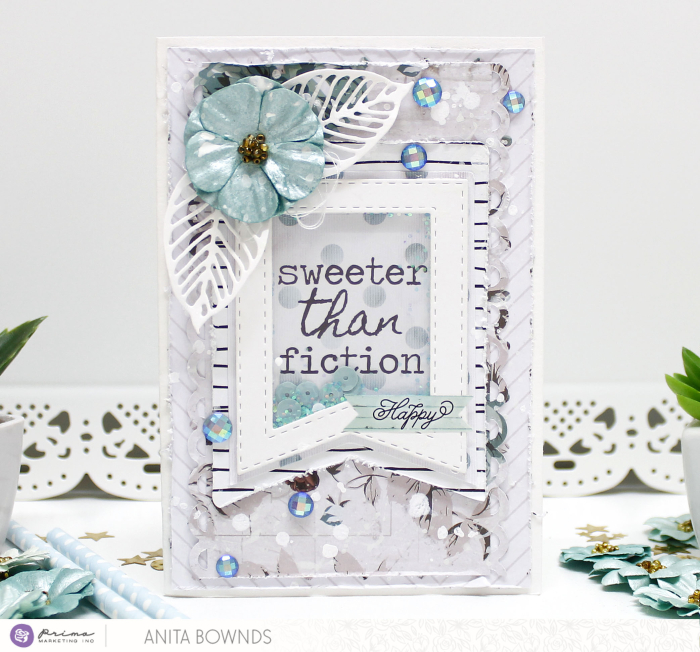 6 dec shaker card by Anita Bownds prima marketing (2)