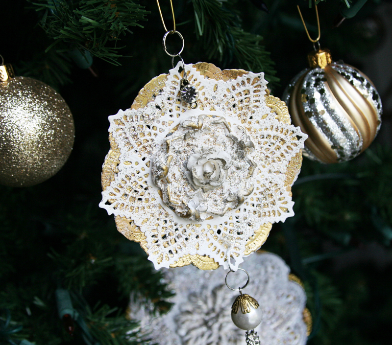 Ornament sharon 3