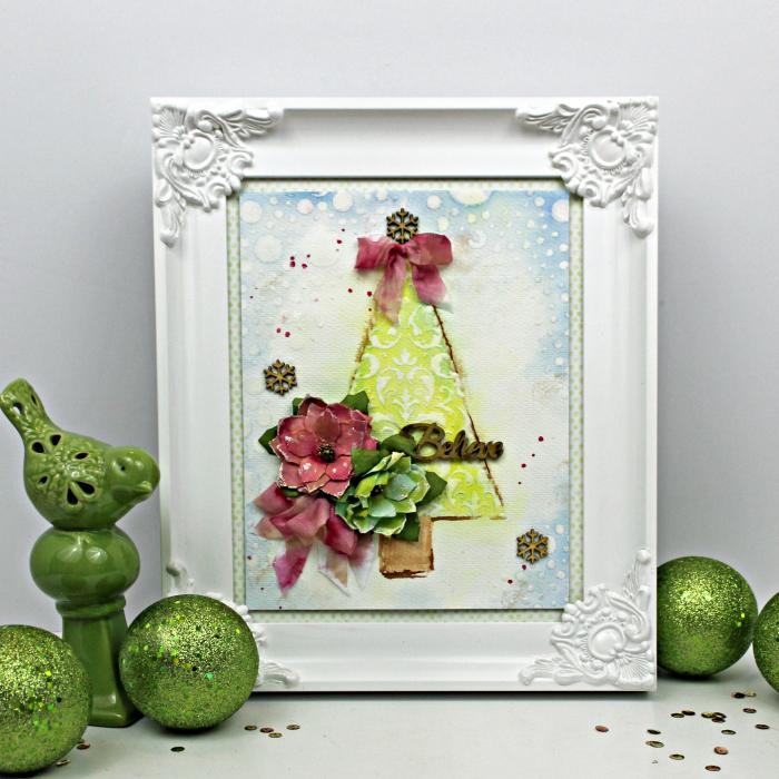 Watercolor Christmas Tree_12-21-17_Robbie Herring