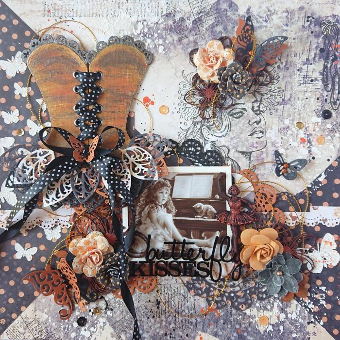 Reader tanya butterfly kisses