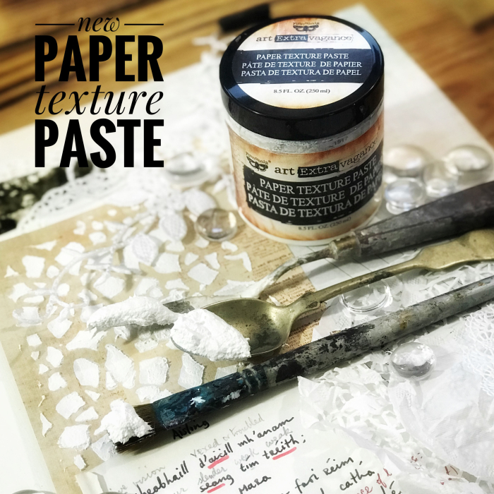 Paperpaste text