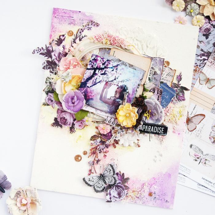 Lavender jaya
