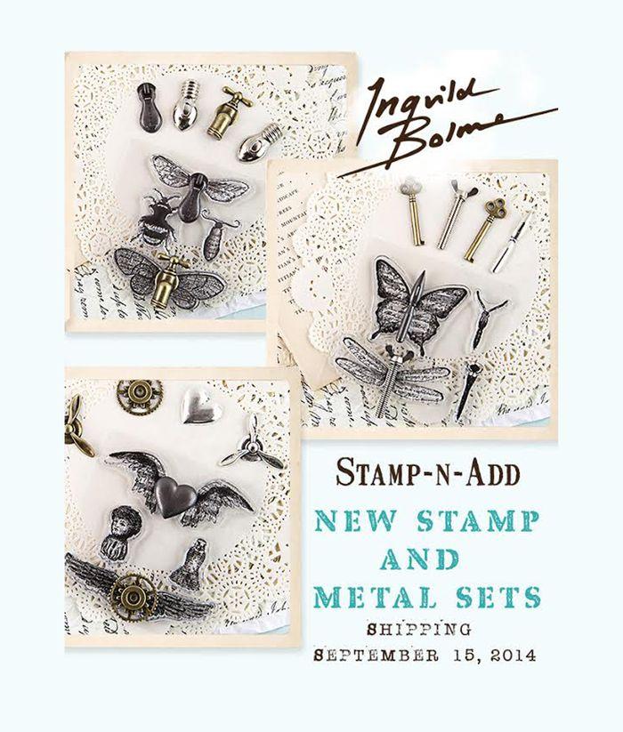 Mid stampnadd