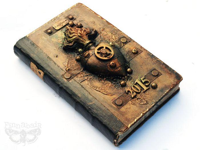 Relics finn book