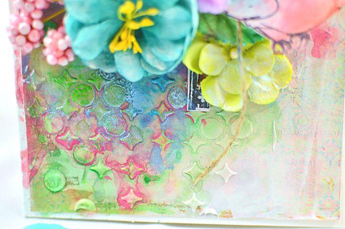Watercolor Song Li card detail 3