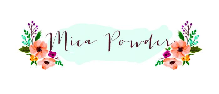 Mica powder2