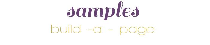 Bap samples