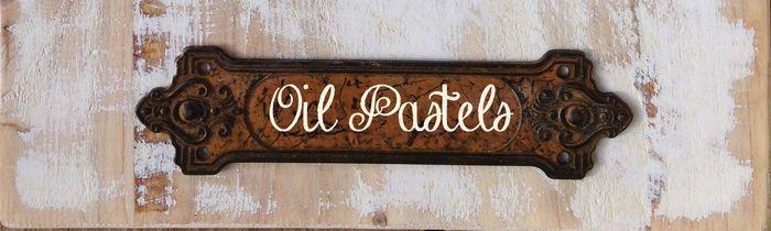 Header oil pastels
