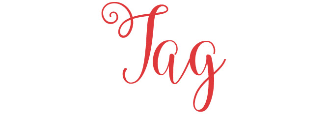 Tag red