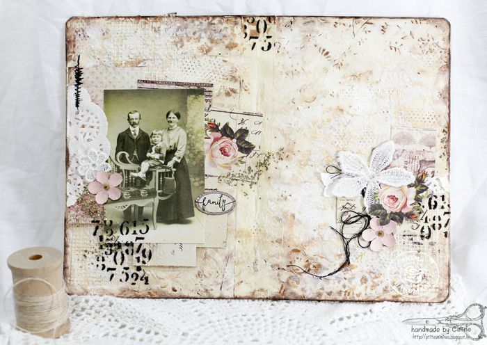 Tales celine art journalFamily