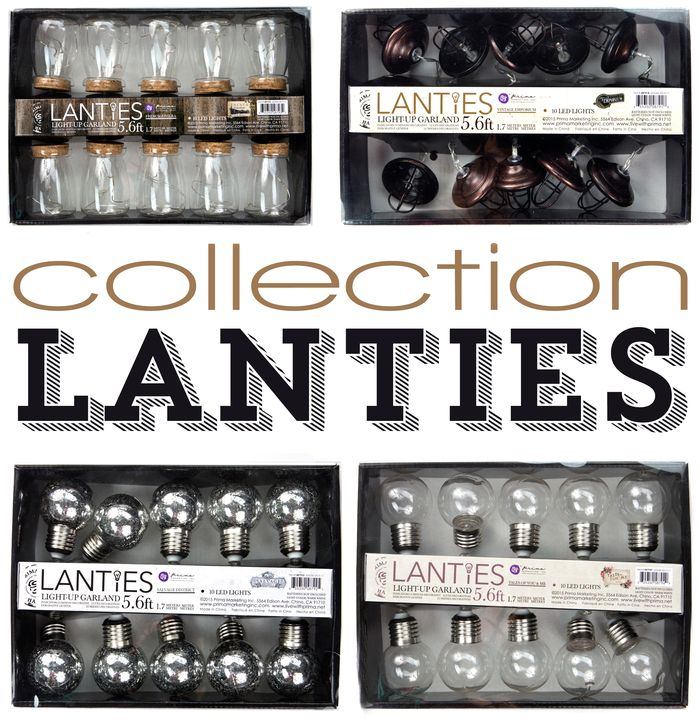 Collection lanties
