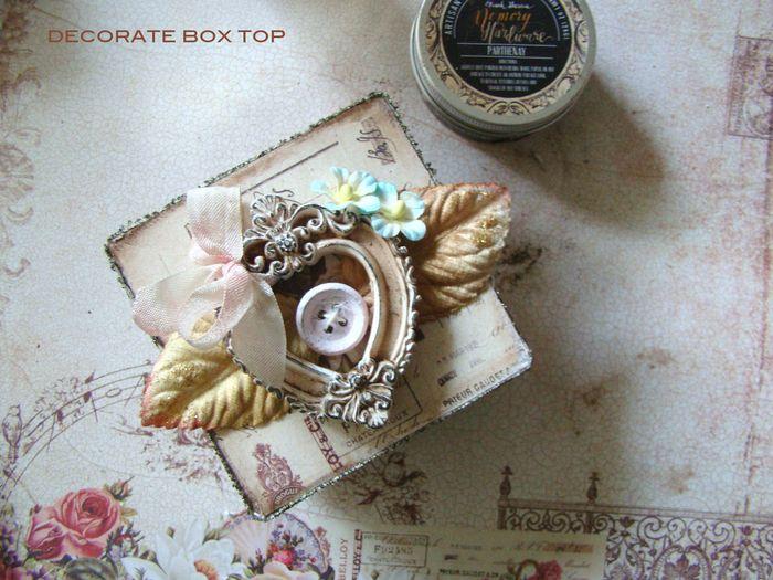 March beatriz box top