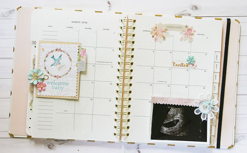 Sharon planner pages34a