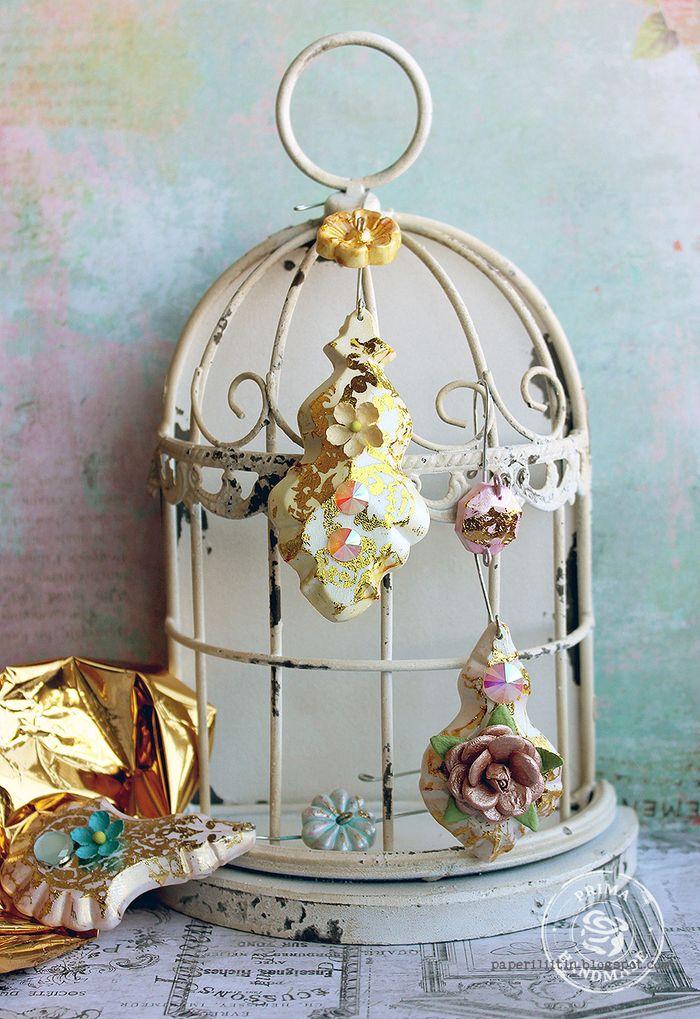 Foil riikka birdcage