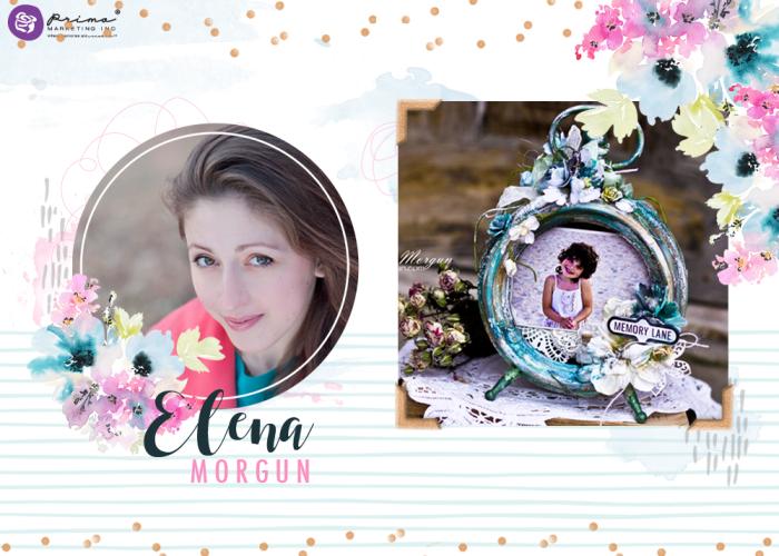 Elena collage