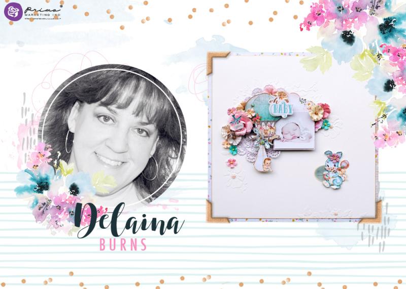 Delaina collage
