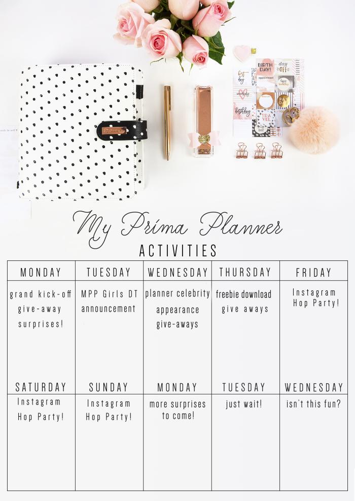 MPP Calendar Extended