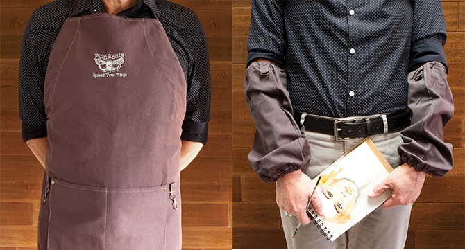 Apron-Sleeves