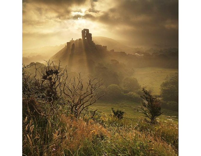 Corfe castle blog