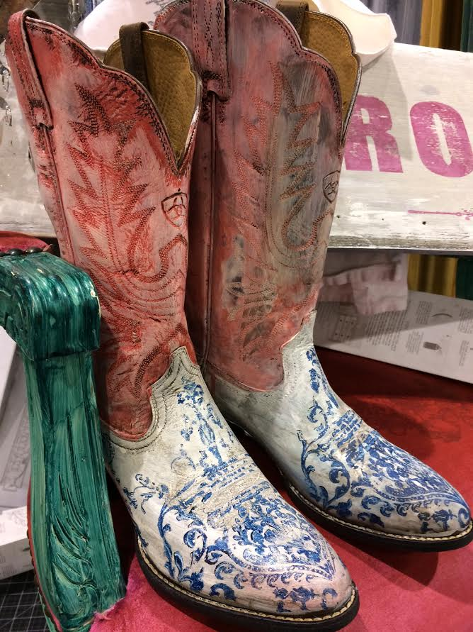 Booth iod boots
