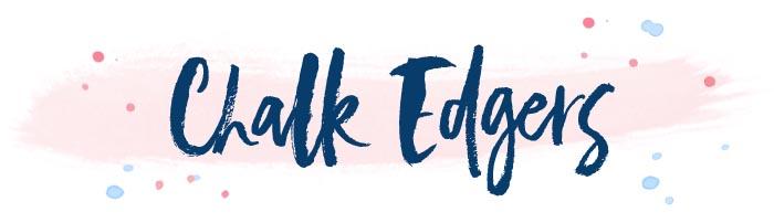 Chalk edgers
