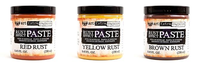 Collage - Rust Paste