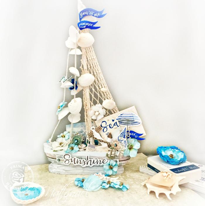 Summer Boat 1 nathalie