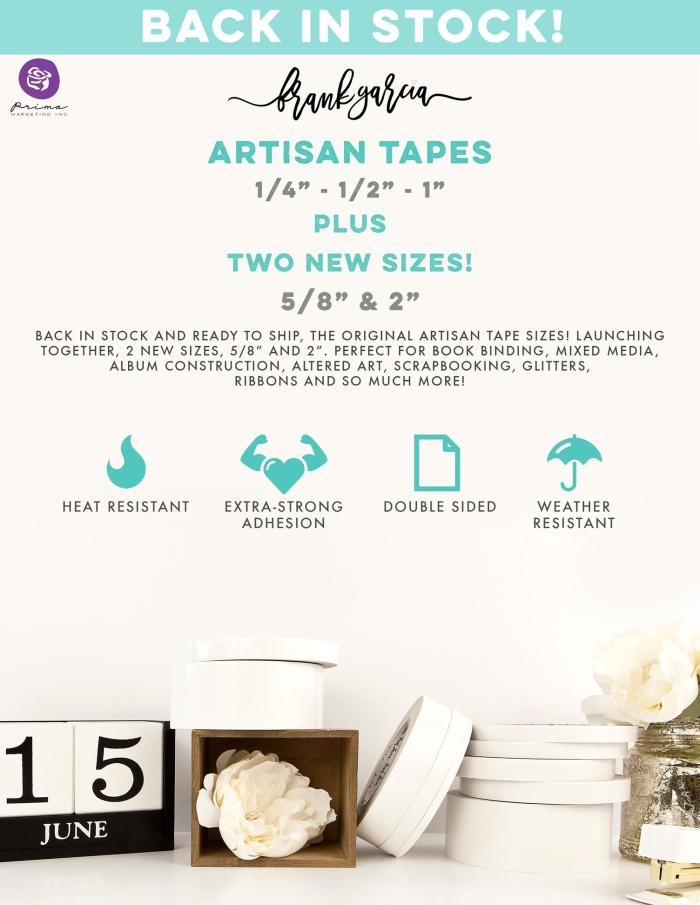 Artisan tape