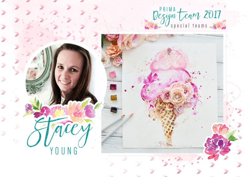 Collage stacey
